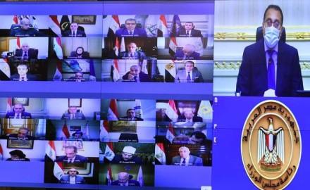 """""""وزيرة الصحة"""" تكشف آخر المستجدات الخاصة بفيروس """"كورونا"""" فى اجتماع مجلس الوزراء"""