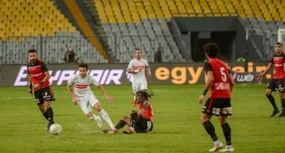 الزمالك يودع كأس مصر بالهزيمة من الجيش بثلاثية