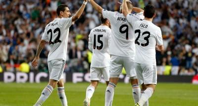 """قائمة """"ريال مدريد"""" لمواجهة """"مونشنجلادباخ"""" بدوري الأبطال"""