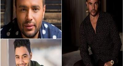 """""""رامي صبري"""" و""""أحمد جمال"""" يقبلان تحدي «الهضبة» بغناء «محسود»"""