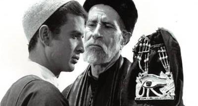 """غدًا.. """"شادي عبد السلام"""" في ضيافة الجامعة الأمريكية بفيلم «المومياء»"""