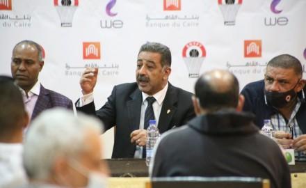 """4 قرارات لـ""""مجلس اتحاد السلة"""" بعد خطاب اللجنة الأولمبية"""