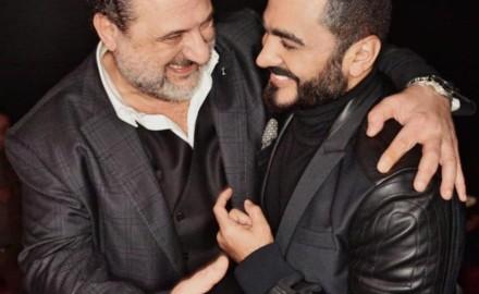 """كواليس 2020 على طريقة """"تامر حسني"""" و""""خالدالصاوي"""""""