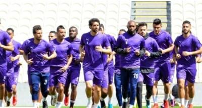 """""""الزمالك"""" يواصل تدريباته استعدادا لمواجهة """"بيراميدز"""" في الدوري المصري"""