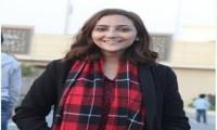 «نورا ناجي»: تمنيت أن أكون ضمن القائمة القصيرة لجائزة ساويرس.. ولم أكن أتوقع الفوز