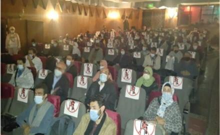 """اليوم.. عرض """"اعترافات زوجية"""" ضمن فعاليات «المهرجان القومي للمسرح المصري»"""