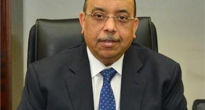 """""""شعراوي"""" يؤكد على التمسك بسيادة القانون ورفض كافة أشكال الفساد"""