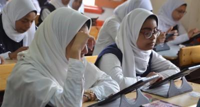 """""""وزارة التعليم"""" تعلن عن بدأ الامتحانات التدريبية لطلاب الصف الأول الثانوى العام"""