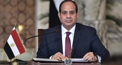 """الرئيس """"السيسي"""" يصدر قرارات بتعيين قائد القوات الجوي ومستشار عسكري"""
