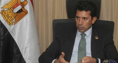 """""""وزارة الشباب والرياضة"""" تنعي المستشار """"أحمد البكري"""" رئيس اللجنة المؤقتة لإدارة الزمالك"""