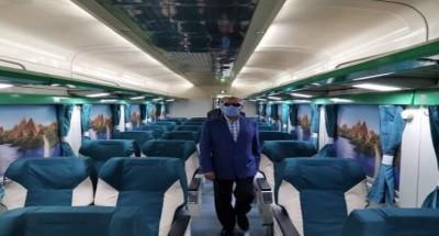 السكة الحديد: 50 جنيها غرامة فورية بدءا من الغد لعدم ارتداء الكمامة
