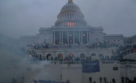 الشرطة الأمريكية: القبض على 68 متورطًا باقتحام الكونغرس