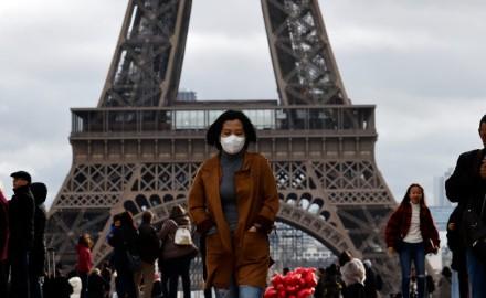 """فرنسا تعلن تسجيل 22 إصابة بالسلالة الجديدة لـ """"فيروس كورونا"""""""