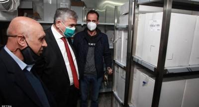 """""""فيروس كورونا"""" .. الأردن يتسلم أول شحنة من لقاح فايزر ويحدد طريقة التوزيع"""