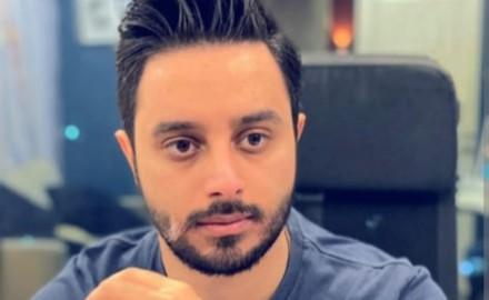"""""""أحمد السعدون"""" يحصد جائزة أفضل ممثل صاعد في مهرجان """"ذا بيست"""""""