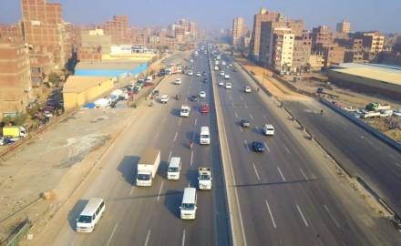 « تطوير الطريق الدائري » وزير النقل : تنفيذ أعمال التطوير والصيانة الشاملة للطريق بطول 106 كم