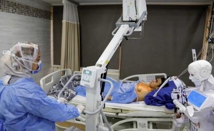 فيروس كورونا اليوم .. تسجيل 887 حالة إيجابية جديدة و 54 حالة وفاة