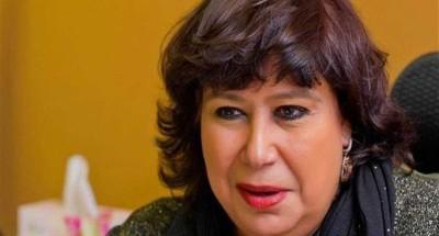 """""""وزيرة الثقافة"""" ناعية «هادي الجيار»: ترك بصمة كبيرة في الأُسر المصرية والعربية"""