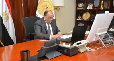 """""""وزير التنمية المحلية"""" يتابع مشروع إحياء مسار العائلة المقدسة بحضور محافظي شمال سيناء والشرقية"""