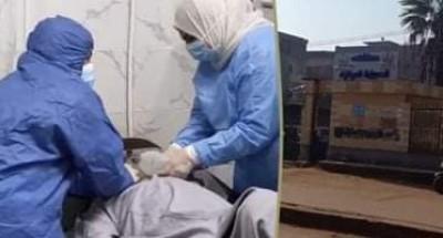 """""""محافظ الشرقية"""" يشكل لجنة فنية لمتابعة مستشفى الحسينية"""