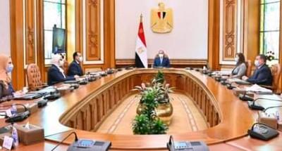 """الرئيس """"السيسي"""" يطلع على مخطط المشروع القومي لتنمية الأسرة المصرية"""