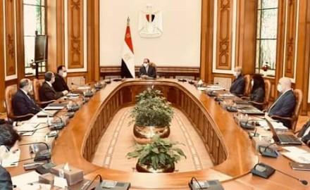 """الرئيس """"السيسي"""" يطلع على منظومة الضوابط والاشتراطات البنائية الجديدة"""