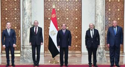 """الرئيس """"السيسي"""" يشدد على تسوية القضية الفلسطينية"""