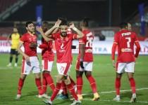 شاهد أهداف الأهلي والإنتاج الحربي 1/4 في الدوري المصري