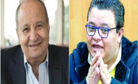 """خالد جلال"""" ناعيًا «وحيد حامد»: استطاع بعبقريته أن يحتل مكانة كبيرة في قلوبنا"""