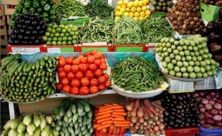 أسعار الخضروات في سوق العبور اليوم الجمعة 8/1/2021