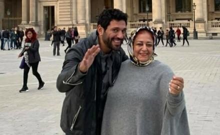 """""""فيفي عبده"""" وعدد من نجوم الفن ينعون والدة """"حسن الرداد"""""""