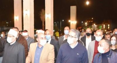 وزير السياحة والآثار يبدأ أولي جولاته في أسوان بزيارة السوق السياحي « مبادرة شتي في مصر »