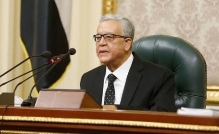 رئيس البرلمان يرفض «الإنجليزي» في حديث النواب .. تعرف علي السبب