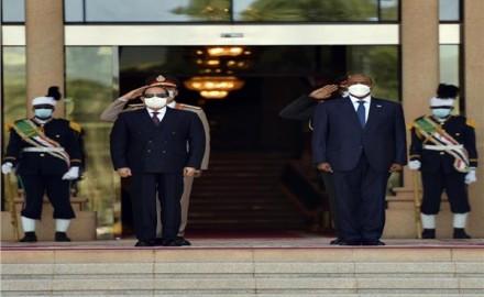 """""""السيسي"""": نرفض أي خطوة أحادية لبسط السيطرة على النيل الأزرق"""