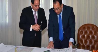 مصطفى مدبولي: تكليفات رئاسية برفع كفاءة وتطوير الموانئ المصرية وإنشاء موانئ جديدة