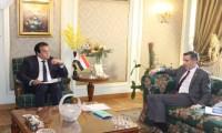 اتفاقية تعاون لإنشاء مقر للوكالة الفرنكوفونية بجامعة القاهرة