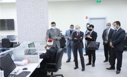سفير اليابان: الأزهر يبذل جهودًا جادة في ظل تصاعد حملات التطرف