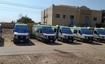 """غدا.. """"صحة المنيا"""" تنظم قافلة طبية لأهالي قرية بني خالد"""