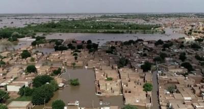 تعازي مصر لضحايا الفضيانات في السودان