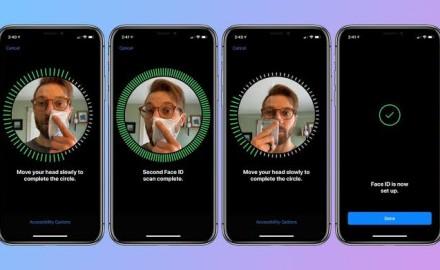 كيف تعمل خاصية Face ID في آيفون وهل هي آمنة