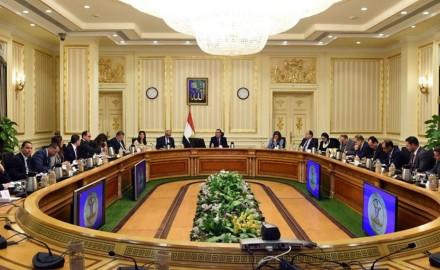 بالإنفو جراف.. الحصاد الأسبوعي لمجلس الوزراء من 28 أغسطس حتى 4 سبتمبر
