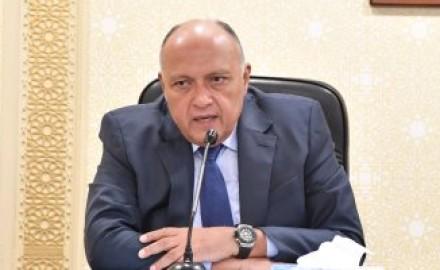 عقد جلسة مباحثات بمقر وزارة الخارجية