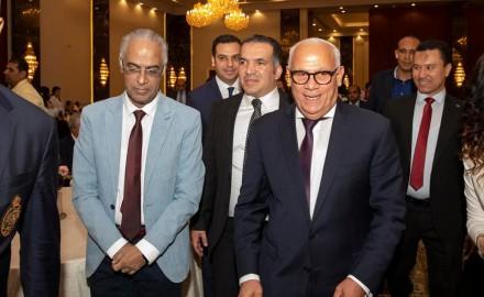 رئيس جامعة بورسعيد يشارك في المؤتمر الاقتصادي لدعم مشروعات العاصمة الجديدة