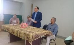 انعقاد الاجتماع الأول لمدير مديرية الزراعة بجنوب سيناء