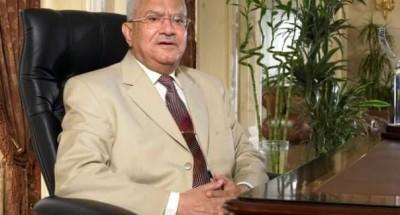 وزيرة التجارة والصناعة تنعى رحيل رجل الصناعة المهندس محمود العربى