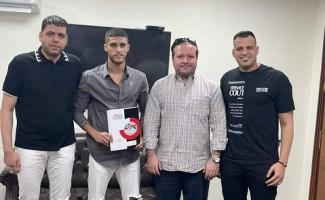 المصري يواصل صفقاته للموسم الجديد ويتعاقد مع أحمد الشيخ لثلاثة مواسم