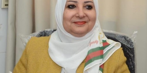 نسرين عمر : هي والمستقبل الخيرية بوابة لنشر العمل الخيري وزيادة الوعي المجتمعي والصحي