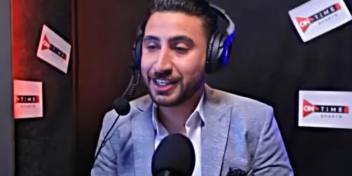 إتهامات للمتسابق محمد الطيار ضدالإعلامي مدحت شلبي حول مسابقة أنت المعلق