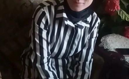 يمنى زيتون إحدى الصاعدات بمسابقة مركز الشباب ديرب نجم وإحدى الفتيات الشغوفة بفن الكورشيه والتطريز
