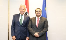 """""""العسومي"""": القمة البرلمانية العالمية الأولى في فيينا ستناقش مبادرة البرلمان العربي بشأن مكافحة الإرهاب في منطقة الساحل"""